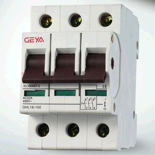 GEYA C16 Miniature Circuit Breaker / MCB