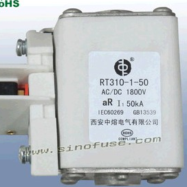 50A 1800V DC Surge Protector Fuse
