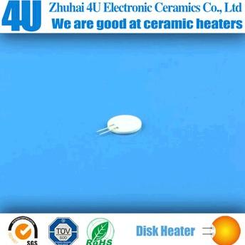 110V, 500W 96% Alumina Ceramic Heater