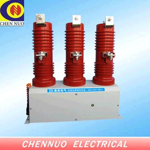 ZN3A Capacitor Magnetic Vacuum Contactor 12KV 630A-1250A