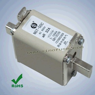 690V 32A Din Fast Acting Fuse