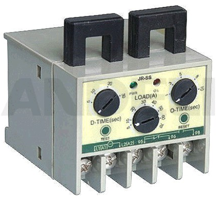 JR-SS Electronic Overload Relay