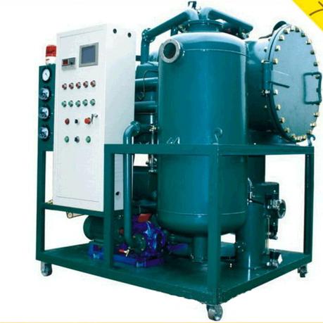 Coalescence Vacuum Deodorization Oil Filtration Machines