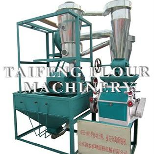 6FSZ-40T automatic feeding, leather core separation flour machine
