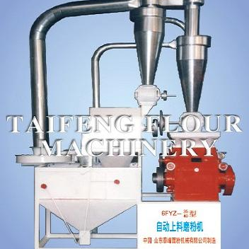 6FYZ-35/40 type flour machine