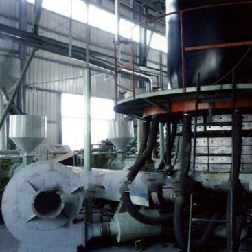 ZQ-3FM3500 3-layer geomembrane film blowing machine