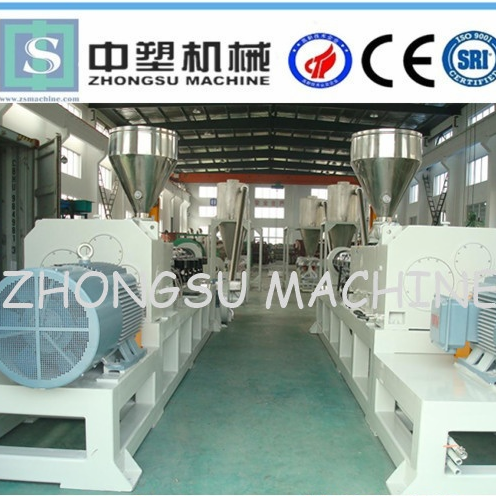 Plastic recycling machine ZS120-100