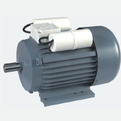 YL series single-phase dual-capacitor electric motors