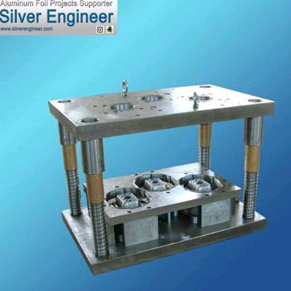 Aluminum Foil Container Making Mould