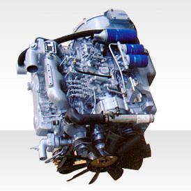 Vehicle diesel engine (QC4DB)