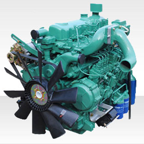 Vehicle diesel engine (QC4DCE)