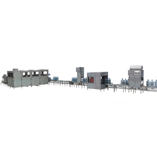 QGF series drum filling production line