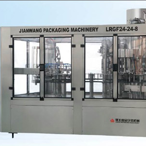 LRGF Series Washing, Filling and Capping3-in-1 Unit