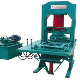 concrete brick cutting machine