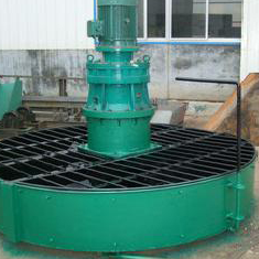 Organic Fertilizer Vertical Paddle Mixer
