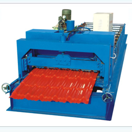 glazed tile roll forming machine (sl24-200-1000)