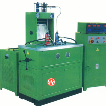 HY-D single pump test bench with CE certificate