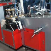 China paper cup making machine