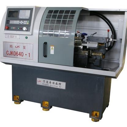 CNC meter Lathe,Automatic lathe , CNC machinery (CJK0640)