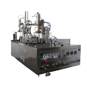 Pesticide filling machine