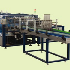 WD-XB25 automatic carton packaging machine
