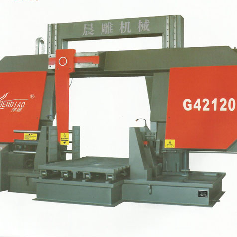 Column style (gantry type) Horizontal Metal Band Sawing Mchine G42130/G42120/G42100/G4285