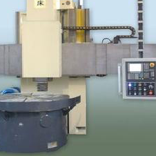 CK5116 cnc vertical turret lathe