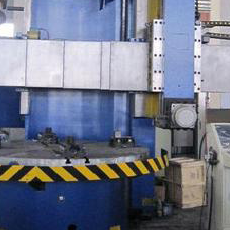 CK51 Series CNC single Column Vertical Turning Machines