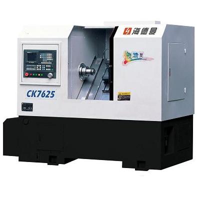 Slant Bed Linear CNC Lathe-CK7625