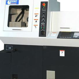 Swiss Type High Precision CNC Lathe (S12F/16F-4S/4SD)