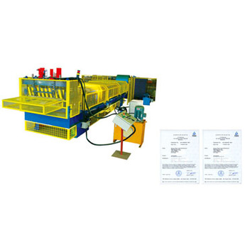 roof tile machine with CE
