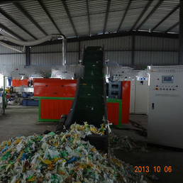 pppe films compactor