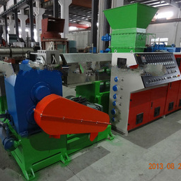two grade pelletizer line