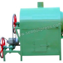 oilseeds roasting machine