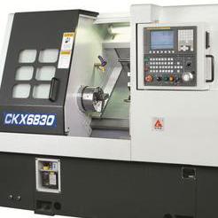 CKX6820 CNC Slant bed Lathe