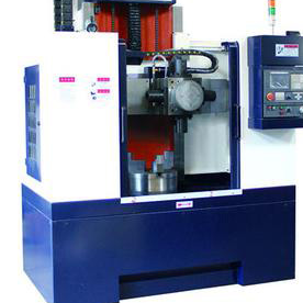 cheapest Single column CNC vertical lathe machine