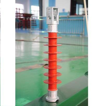 Power transmission line cross-arm composite insulator used for 10kV power transmission lines