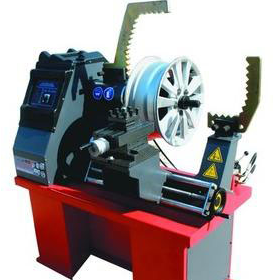 full automatic rim straightening machine