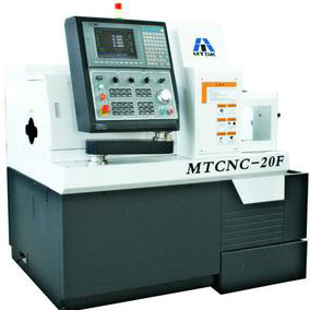 spindle moving turning and milling lathe CNC-20 F series