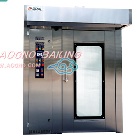 Rotary ovens