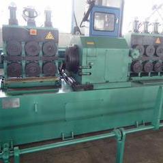 semi-automatic hydraulic centerless lathe