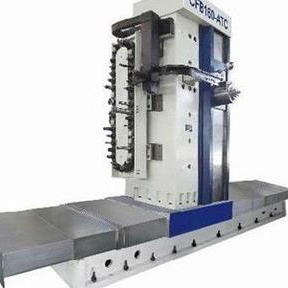 CNC Floor type horizontal boring machine(CFBR130)