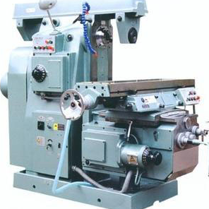 Universal Knee-Type Milling Machine