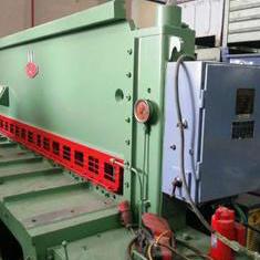 Hydarulic Shearing Machine