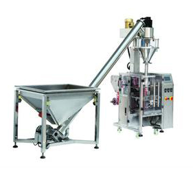 Vertical detergent powder packing machine