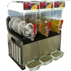three thank frozen slush machine