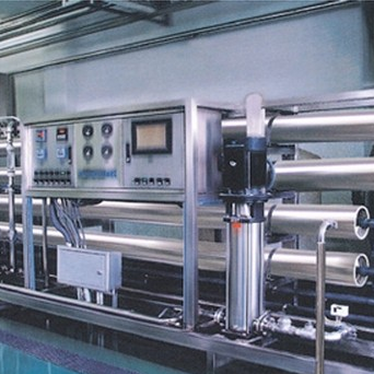 mineral water plant, reverse osmosis water treatment line