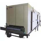 Net-belt Tunnel Freezer