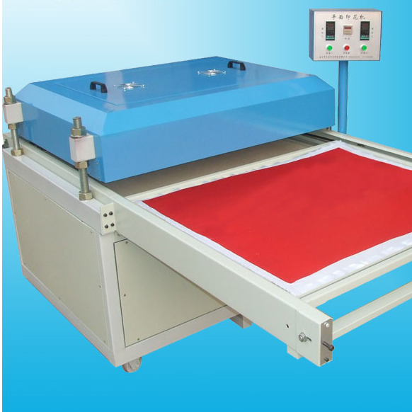 Large Format Automatic Hydraumatic Sublimation Heat Transfer Machine