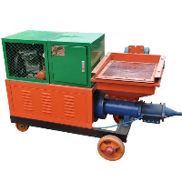 Factory Price Mortar Spraying Machine GLP-3II